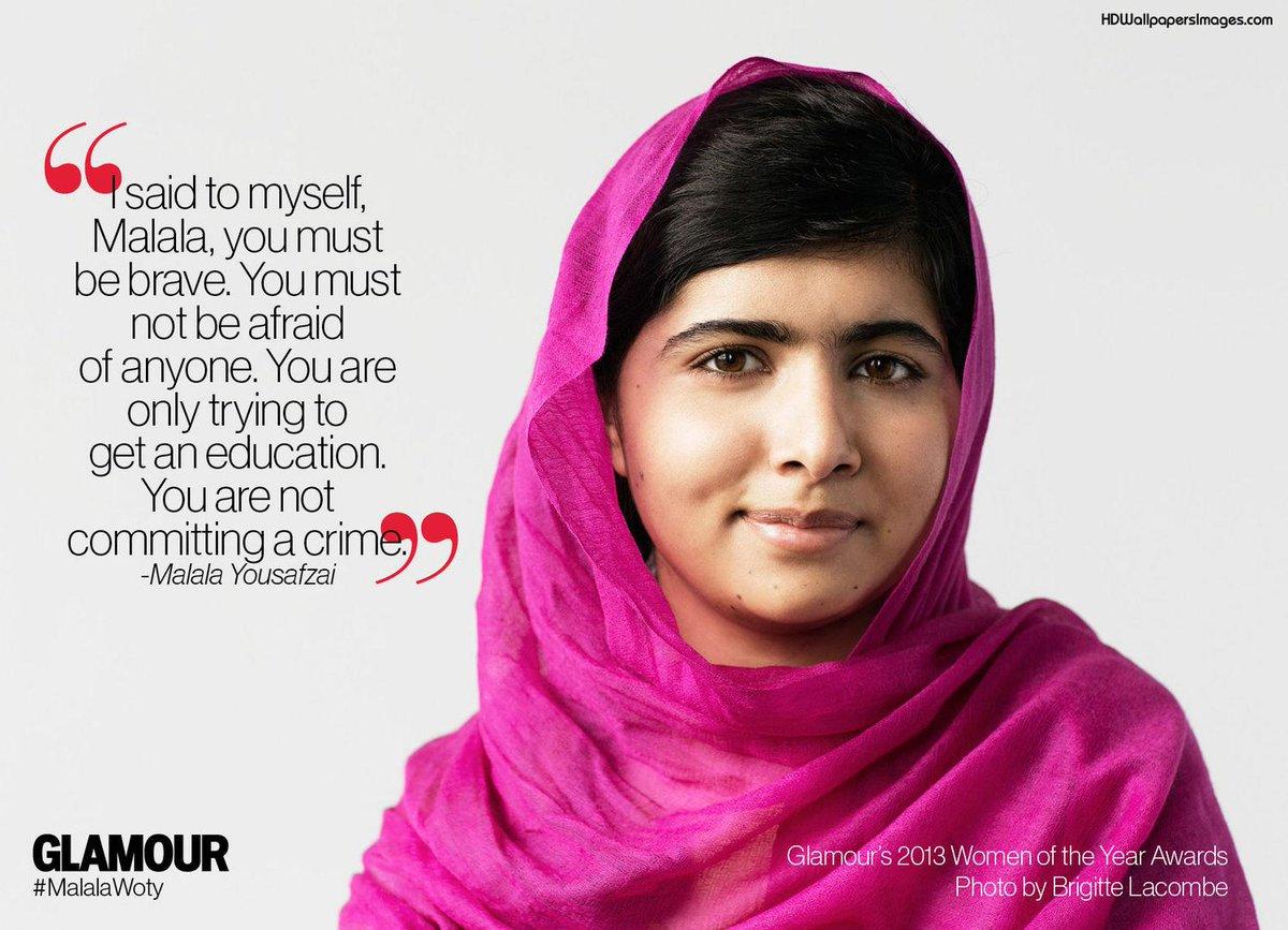 On #HumanRightsDay we celebrate #Malala Yousafzai, inspiring education activist & #nobelprize2014 winner! @MalalaFund http://t.co/rS1fJaFEyS