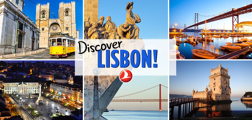 We're exploring the beautiful city of Lisbon this week! Join Gönül Midesiz in our blog: