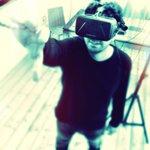 Cyberpunk again! #OculusRift #vr #cyberpunk #radionova