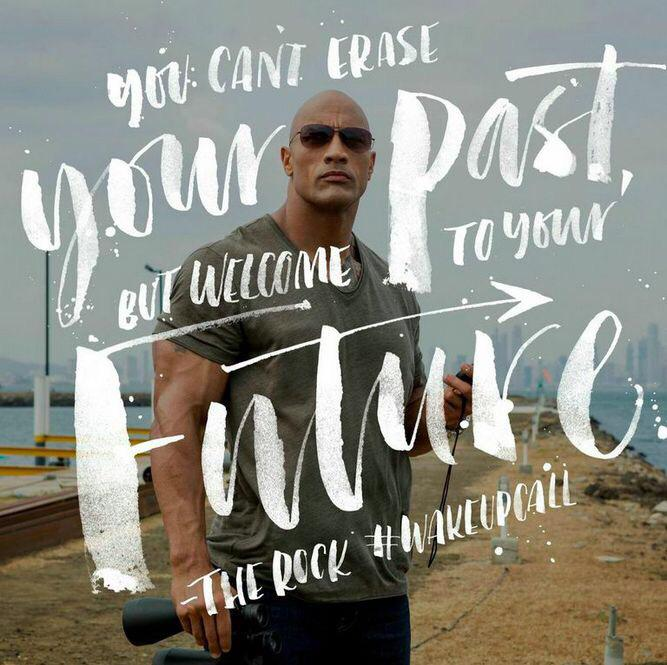 You can't erase your past, but welcome to your future. This Friday real transformation begins. #WakeUpCall #TNT http://t.co/medjMz6I6D