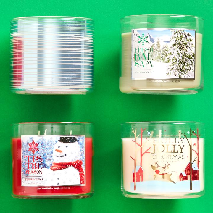 It's the day you've been waiting for all year long …  ALL 3-Wick #Candles are $8 in stores TOMORROW (12/12) ONLY! http://t.co/D9zEV35IWQ
