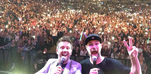 #radiocitylive on stage with Stu from our evening show @InDemandUK! http://t.co/mLRPV6w64O