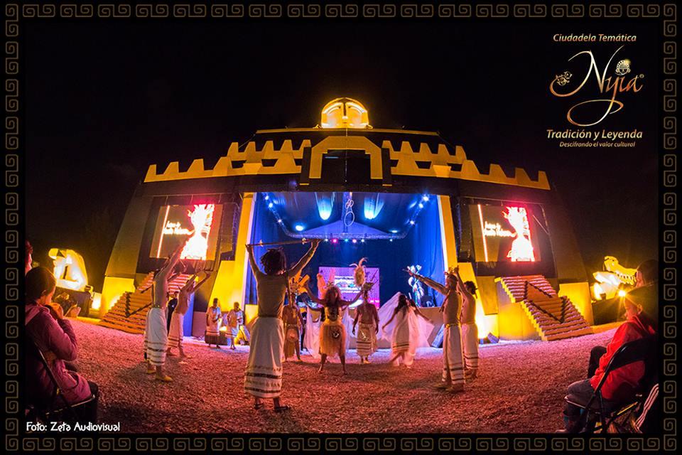 Hasta el 25 de dic, disfruta de nuestra cultura en #Nyia. Parqueadero de @SALITREMAGICO  http://t.co/9V2DXGxUMm http://t.co/xmeL2GGmK4