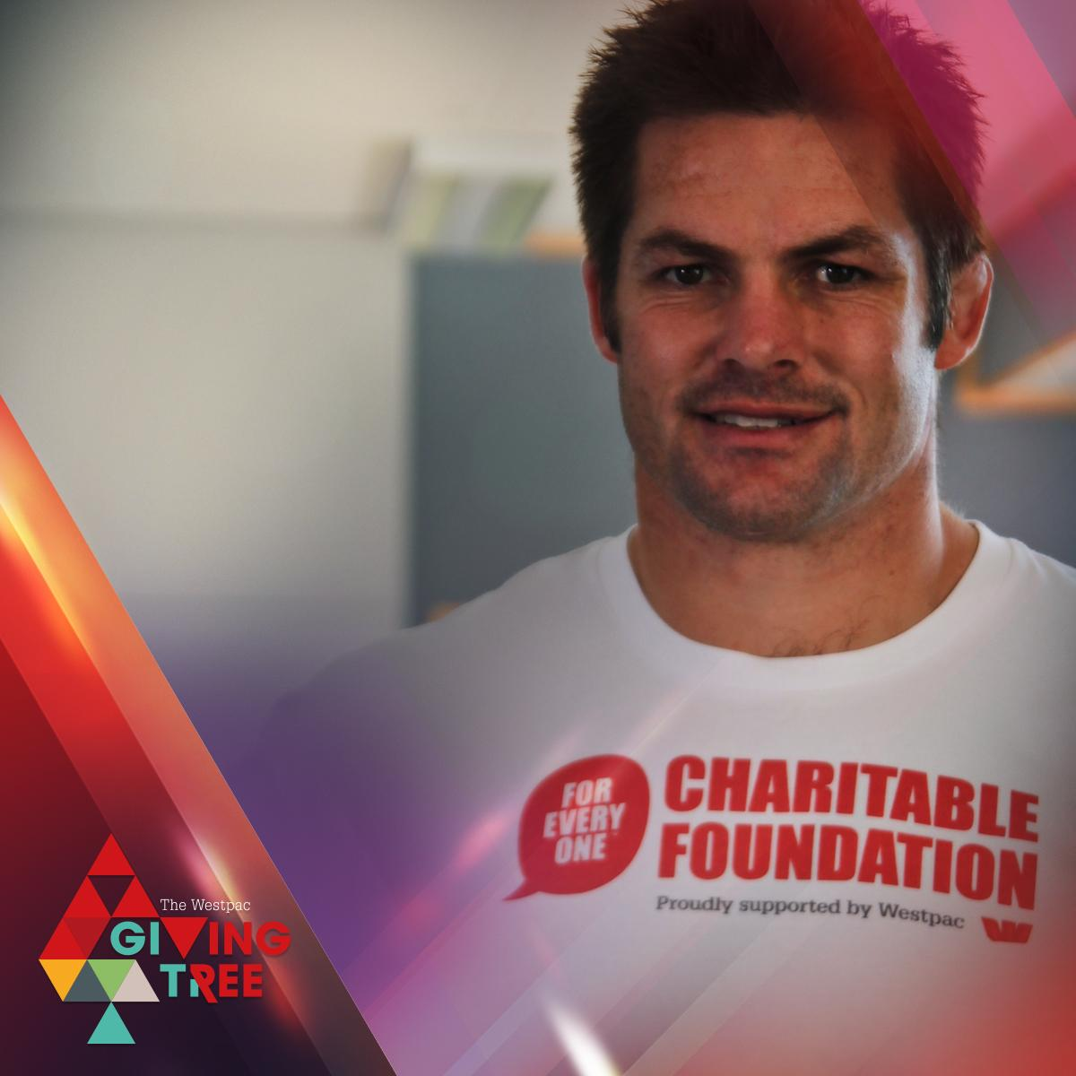 Watch Richie McCaw add the first light to the #GivingTreeNZ on @BreakfastonOne at 8am tomorrow http://t.co/rZUXA0QKAD http://t.co/Gz0JTEZbvQ