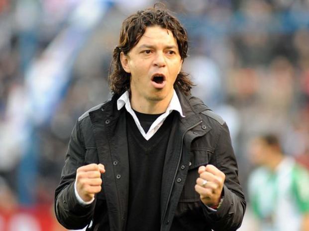 #RiverCampeon #Gallardo como jugador y como técnico. http://t.co/JALzvDXUrl
