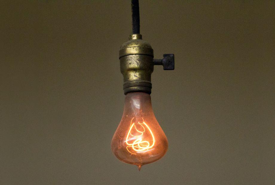 Как сделать вечный светильник своими руками