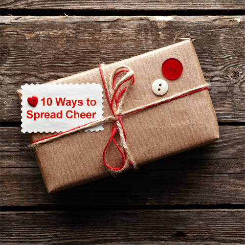 10 easy acts of kindness sure to spread cheer in your community this holiday season:  http://t.co/VvvcUzjp9K http://t.co/vG3L1IZ3s6