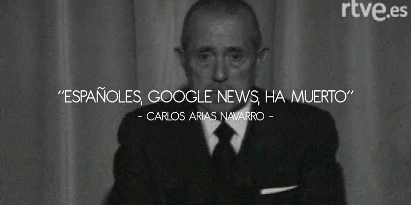 Españoles, Google News... http://t.co/Dx3vaJcEXW