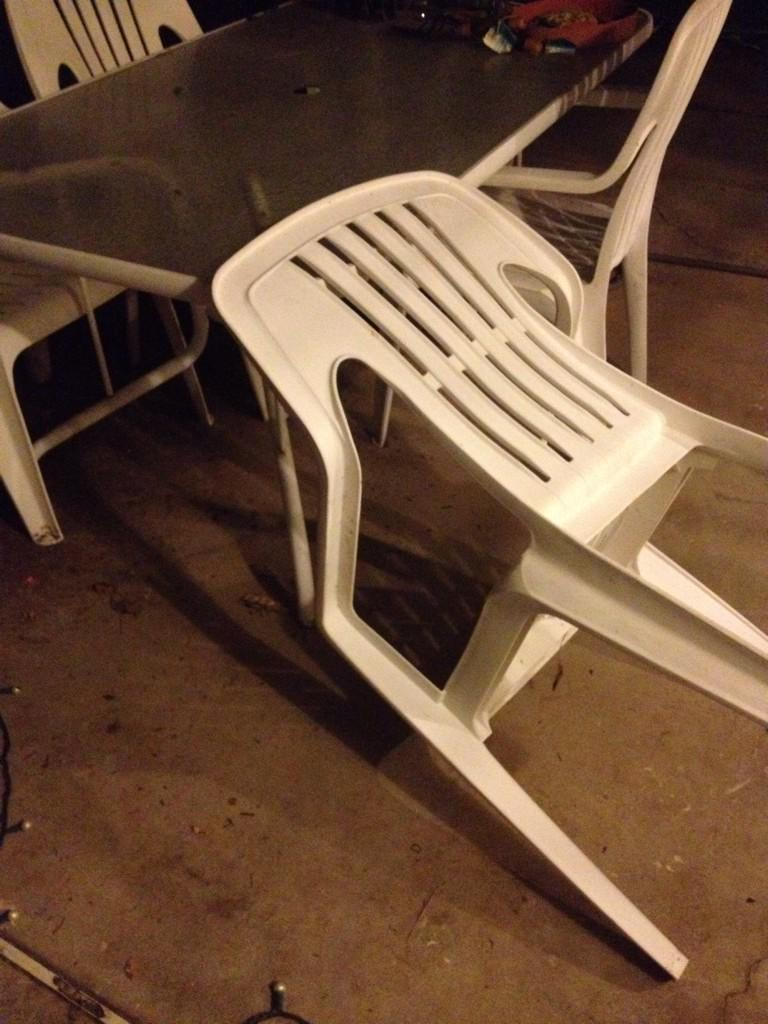 The first casualty of #hellastorm http://t.co/VAguhrE3IJ