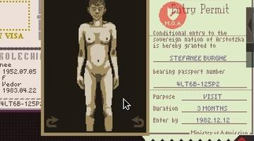 "Lucas Pope's Papers Please rejected by Apple for ""pornographic content"" http://t.co/X6Ij23AZtX http://t.co/OucFeiqrQs"