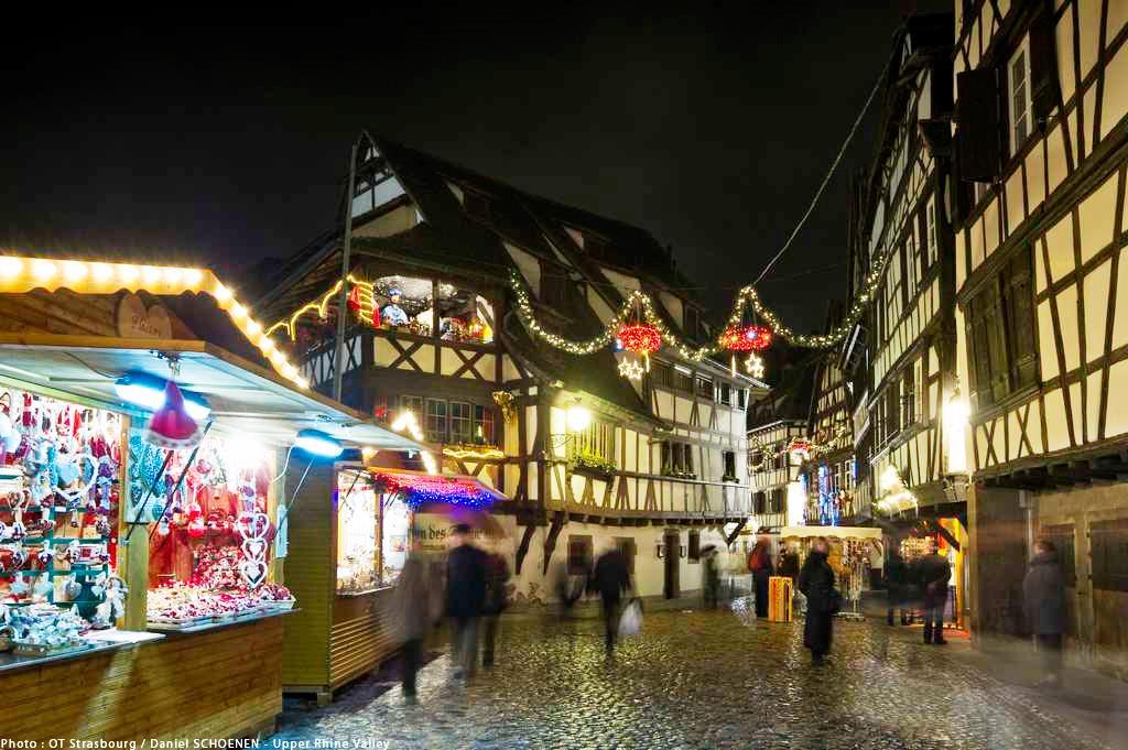Ça vient de tomber ! Strasbourg élu meilleur marché de Noël d'Europe !!! http://t.co/OdlIjvcMdf