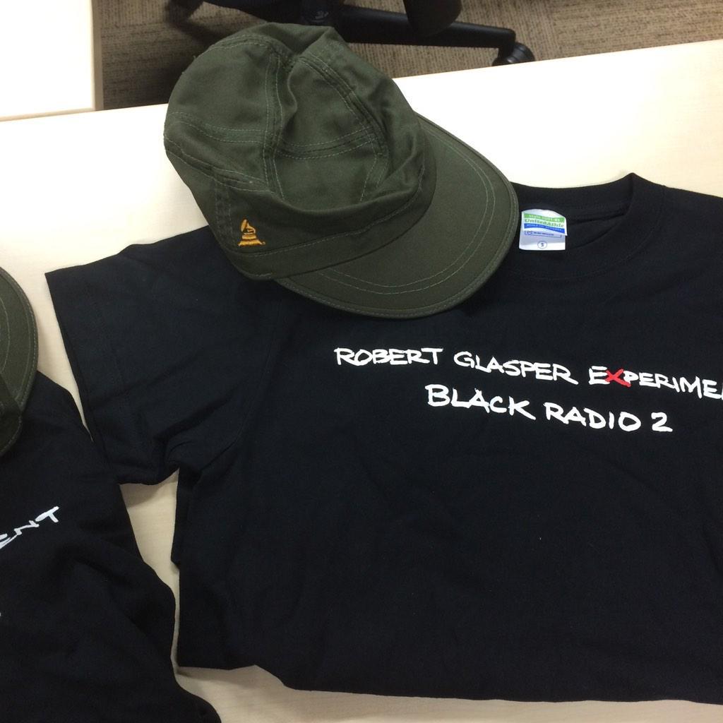 【ロバート・グラスパー】#グラミー賞 候補@robertglasper Tシャツと #GRAMMYs 公式キャップ1名様に。フォロー&RTで当たります〆14日  https://t.co/8JIpWUQ4co でも実施@wowowmj http://t.co/aEzGTuKBcd