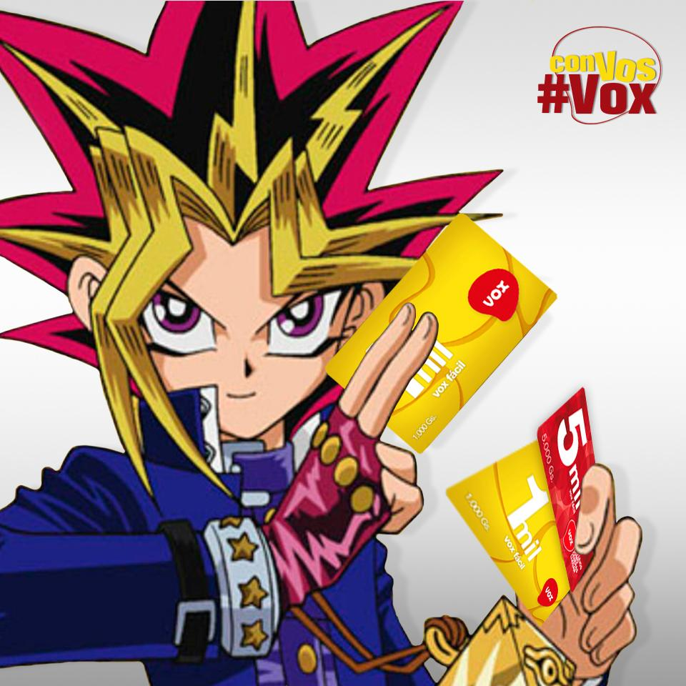 Cuenta la leyenda que las #TarjetasVox poseen poderes sorprendentes para estar siempre comunicado. #MomentosConVox http://t.co/1GuBcJkLjj