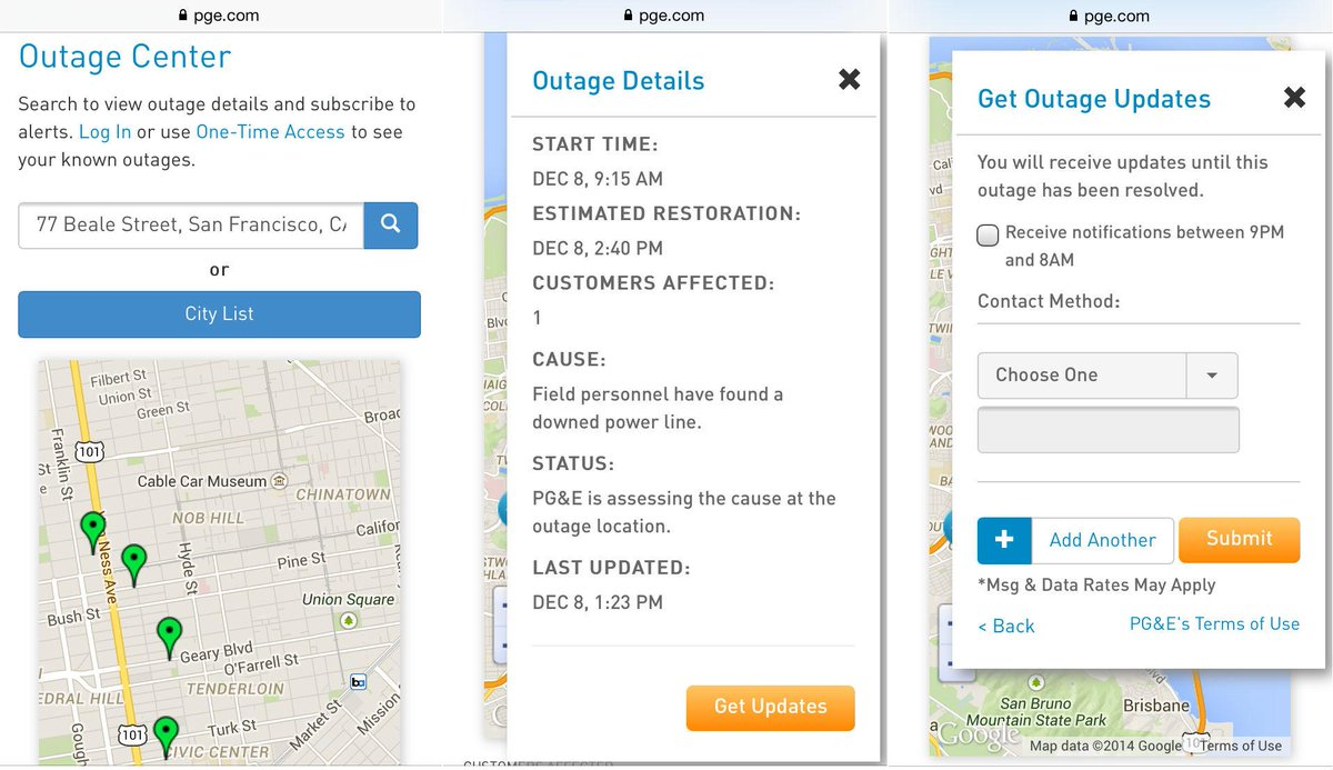 Outage map: use this link when accessing from a mobile device: https://t.co/rNT1teIFGa #StormWatch #BayAreaStorm http://t.co/70BHIJDzOP