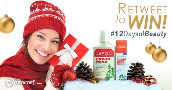 #12DAYSOFBEAUTY RT to #WIN a JĀSÖN Gift Set! Contest ends 12/12/14 at 9am EST. - http://t.co/qGiaPT9vvI http://t.co/8Xdww9d9SC