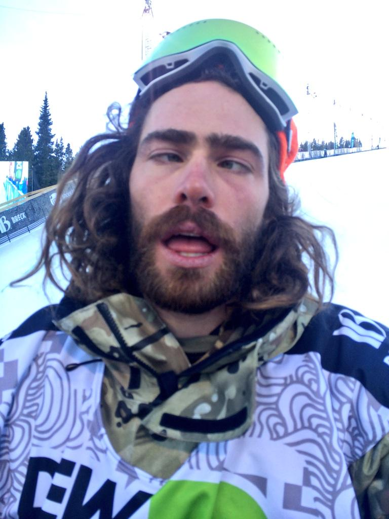 Guess who's stoked? #dewtour http://t.co/yxtU6rEoTK