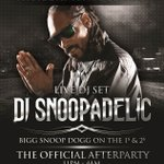 catch me #DJSNOOPADELIC live tonite @motionbristol official concert aftershow s/o @iforphin ! http://t.co/x2au6ivvJN