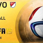 RT @EASPORTSFIFA: Introducing the 2015 @MLS Official Match Ball, Nativo! Now available in the #EASFC Catalogue. @adidasfootball