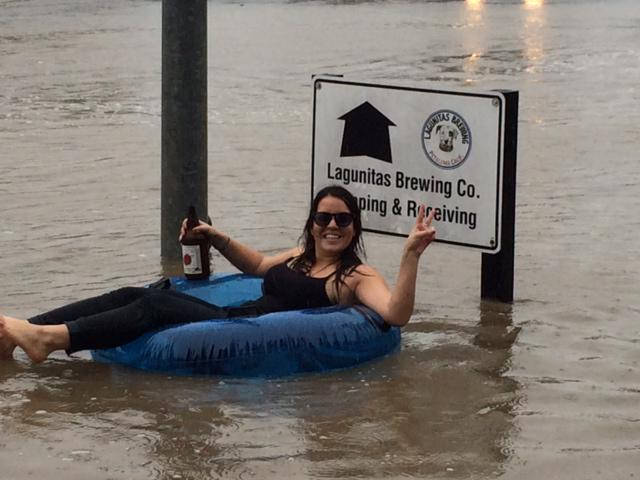 #hellastorm - flooding at Laguniatas Brewery - employees know what to do in an emergency http://t.co/msHiEC7XMa