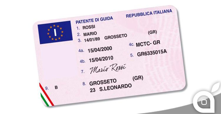 Dal 2015 la patente di guida si porterà su iPhone http://t.co/1GHP07F3V7 http://t.co/8ToL4dRDqm