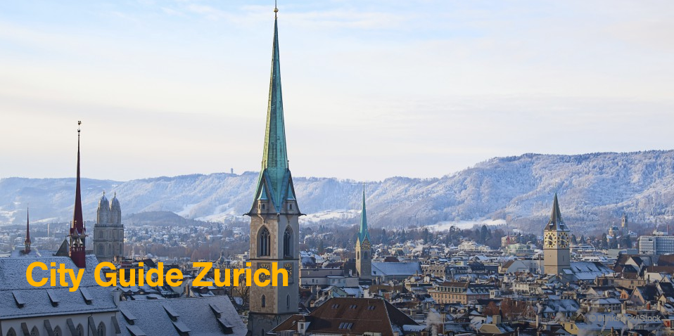 Get hip to the trendy side of Zurich with Lufthansa travel guides!