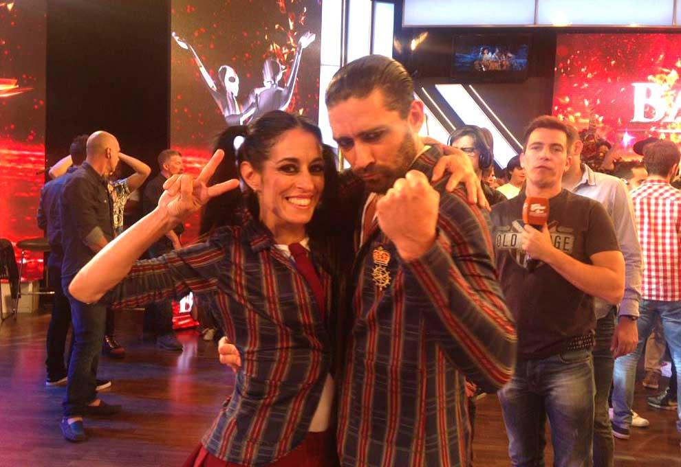 Exitoina (@exitoina): Hernán Piquín y Cecilia Figaredo, primeros finalistas del