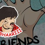 """Lai Bhaari aahe """"@lmph_11: OMG!!!!! This sticker on hike is definitely a Lai Bhaari sticker. don't you think so???? http://t.co/WauW26R1zN"""""""