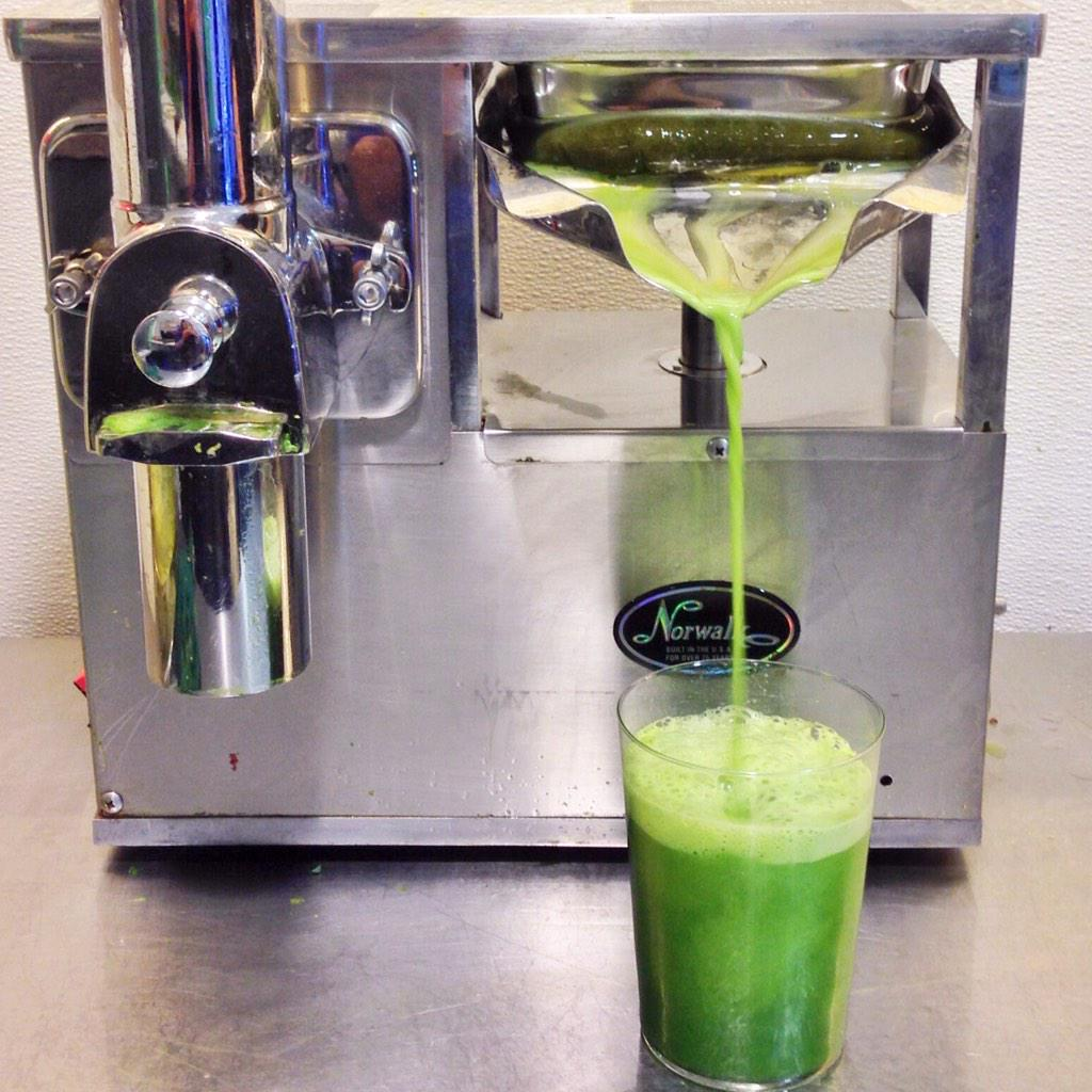 RT @juicetruck: #DidYouKnow - We're one of North America's only juice companies to Cold Press your juice fresh per order?? http://t.co/fFMNyyvxEP