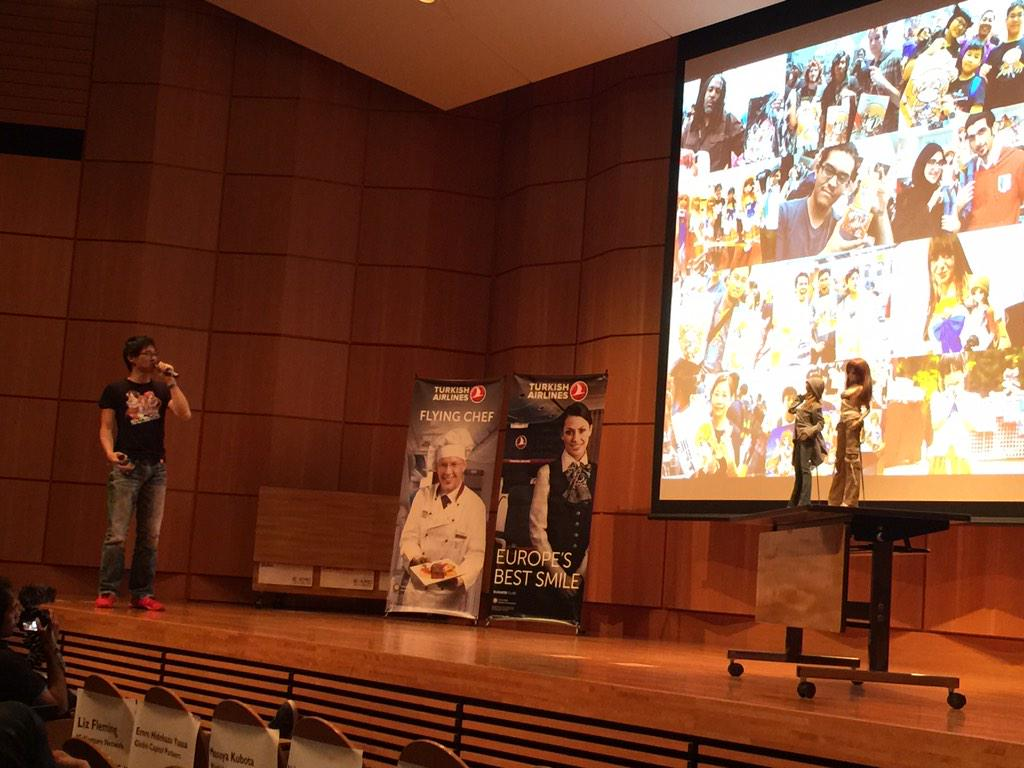 . @dannychoo talks creativity @IEbusiness Vday in Tokyo http://t.co/3fsGDH2Ydm via @ParisDeletraz