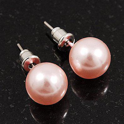 Win these fab faux pink pearl earrings. Follow & retweet to win. Winner drawn 5pm Friday. #competition #win http://t.co/wAQkyqYjCx