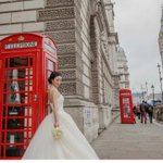 Chinese couples are flying to London for their wedding pics. How far would you go? @wabbey http://t.co/ZAj13RRNsG http://t.co/Q7Yor4m8Fs