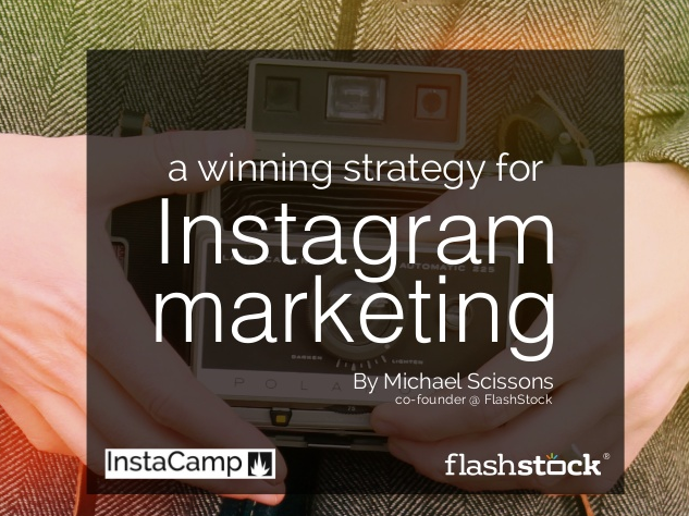 How top brands are creating their Instagram strategy: Free guide #FlashStock http://t.co/8GPDbTFJjl http://t.co/X0ZARLr5KP