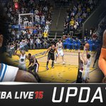RT @EASPORTSNBA: Title Update No. 2 is now available on PS4, and Xbox One tomorrow.   Full details: http://t.co/2S4IwwgaqG #NBALIVE15