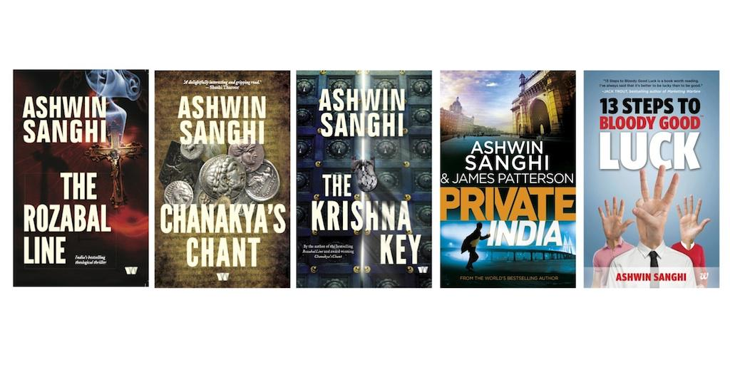 Rozabal Line. Chanakya's Chant. Krishna Key. Private India. 13 Steps. http://t.co/SFB9dDjHO8 http://t.co/zyUmRuhbZZ http://t.co/AL0jtAW5PM