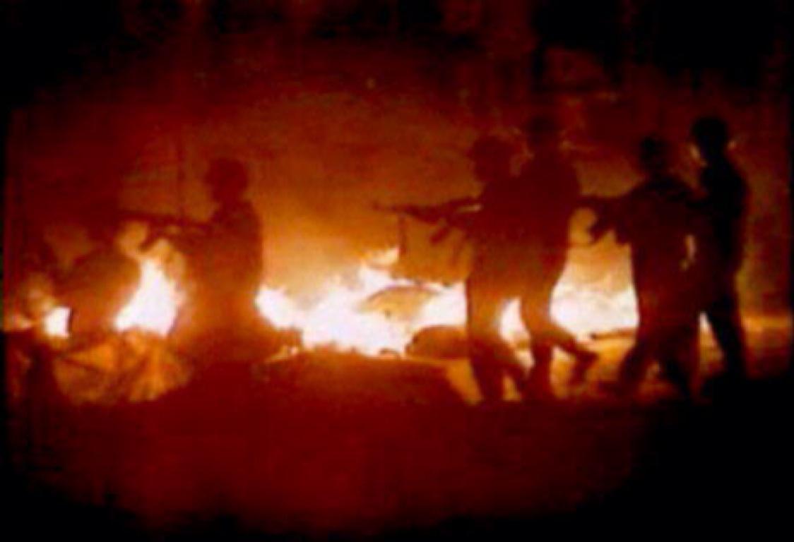 兲朝人诡异的地方在于他们能牢记发生在前朝首都的屠杀,却不知道发生在本朝首都的屠杀。 http://t.co/9QGFsFqx29