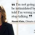 Activist @NaomiAKlein talks about capitalism's failure to fight global warming #FTWomen2014 http://t.co/TBAi5SAsWg http://t.co/g9g2OHYCca