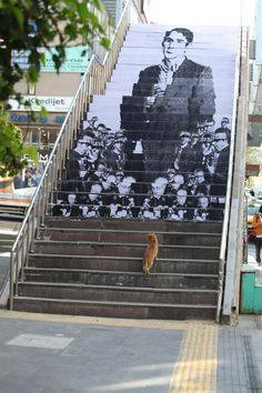 Erdal Eren, Meşrutiyet Caddesi'nde... http://t.co/GdbHPnrIMN