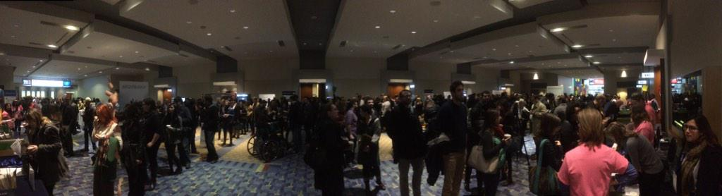 Our largest RootsCamp yet is getting underway! #roots14 http://t.co/jKhzLEZPrw
