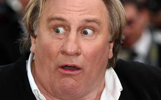 Who'll shoot his fat ass? | Gerard Depardieu says he shot and ate two lions http://t.co/Ro0NNngkuT (Pic: Getty) http://t.co/wWcTFchaNl