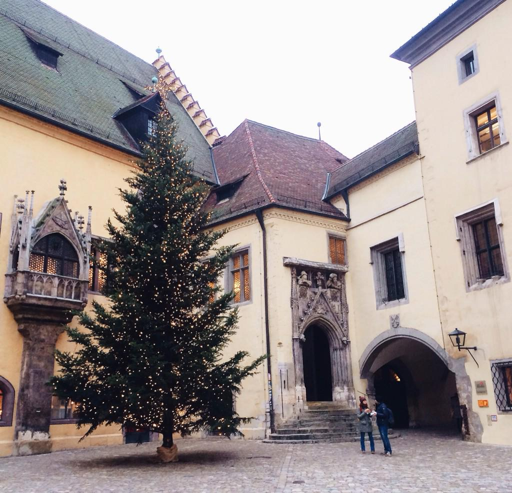 Medieval plaza #regensburg #germany #travel #vikingsocial http://t.co/oQawbuheg1