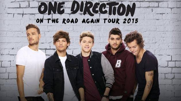 Great #1D news! @onedirection maakt 5e album! http://t.co/BiDjWrSbfE http://t.co/VKLluKt0su