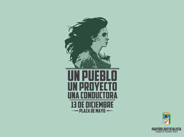 Escándalo en las redes sociales por un afiche de Cristina que copia un slogan de Hitler http://t.co/RWQUNiunsr http://t.co/rlRYfCpxcJ