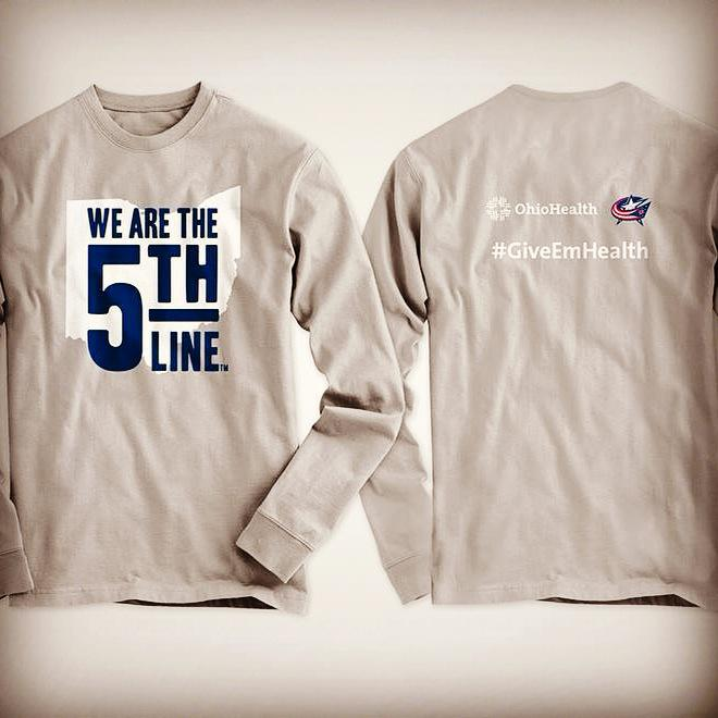 Because #19 is important to #CBJ fans - Be the 19th person to RT this & win our #5thLine t-shirt http://t.co/0vA1u1Pv8e