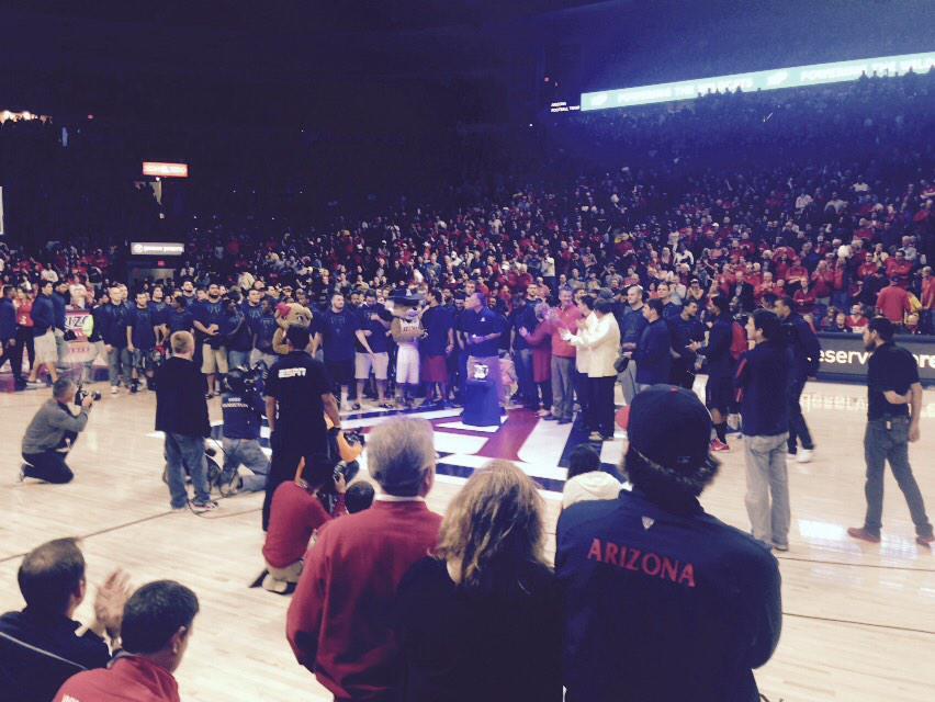#ArizonaWildcats football http://t.co/XTzTeloz6O