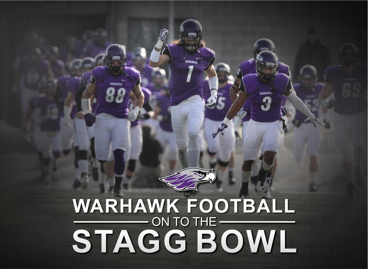 WARHAWKS WIN! UW-Whitewater defeats Linfield 20-14 to advance to  NCAA Div. III national championship #BleedPurple http://t.co/QGpztMJUNL