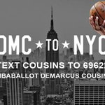 DeMarcus Cousins #NBABallot http://t.co/LGj4IyWQgV
