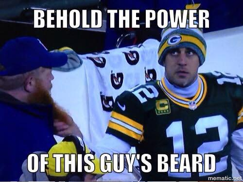 This is how Rodgers was able to come back in the game. http://t.co/vRoRT1hWLq