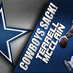 STRIP SACK by Terrell McClain = TOUCHDOWN by Anthony Spencer #DALvsWAS http://t.co/RSqzWEodnT