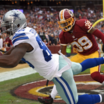 Cowboys beat Redskins, 44-17, finish 8-0 on road this season. • Murray: 100 Rush yds, TD • Bryant: 99 Rec yds, 2 TD http://t.co/99MlEDomHF
