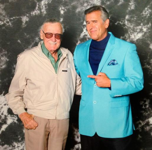 Happy 92nd birthday @TheRealStanLee!  Stud! http://t.co/A87Mvu9Z8v